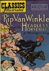 Cover Thumbnail for Classics Illustrated (1947 series) #12 [HRN 60] - Rip Van Winkle and the Headless Horseman