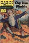 Cover for Classics Illustrated (Gilberton, 1947 series) #12 [HRN 132] - Rip Van Winkle