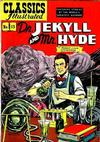 Cover for Classics Illustrated (Gilberton, 1947 series) #13 [HRN 60] - Dr. Jekyll and Mr. Hyde