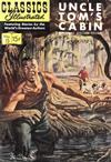 Cover for Classics Illustrated (Gilberton, 1947 series) #15 [HRN 117] - Uncle Tom's Cabin