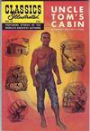 Cover for Classics Illustrated (Gilberton, 1947 series) #15 [HRN 166] - Uncle Tom's Cabin