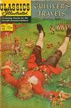 Cover for Classics Illustrated (Gilberton, 1947 series) #16 [HRN 155] - Gulliver's Travels [Painted Cover]