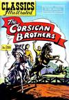 Cover Thumbnail for Classics Illustrated (1947 series) #20 [HRN 60] - The Corsican Brothers