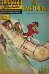 Cover for Classics Illustrated (Gilberton, 1947 series) #22 [HRN 167] - The Pathfinder