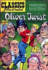 Cover for Classics Illustrated (Gilberton, 1947 series) #23 [HRN 60] - Oliver Twist