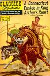 Cover Thumbnail for Classics Illustrated (1947 series) #24 [HRN 140] - A Connecticut Yankee in King Arthur's Court