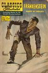 Cover for Classics Illustrated (Gilberton, 1947 series) #26 [HRN 146] - Frankenstein