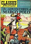 Cover for Classics Illustrated (Gilberton, 1947 series) #27 [HRN 70] - The Adventures of Marco Polo