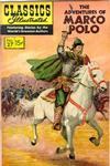Cover for Classics Illustrated (Gilberton, 1947 series) #27 [HRN 70] - The Adventures of Marco Polo [Painted Cover]