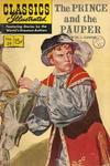 Cover for Classics Illustrated (Gilberton, 1947 series) #29 - The Prince and the Pauper [HRN 164 - Painted cover]