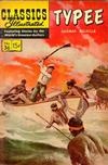 Cover for Classics Illustrated (Gilberton, 1947 series) #36 [HRN 155] - Typee