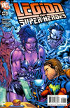 Cover for Legion of Super-Heroes (DC, 2008 series) #46