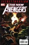 Cover for New Avengers (Marvel, 2005 series) #43