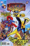 Cover for The Legion of Super-Heroes in the 31st Century (DC, 2007 series) #19 [Direct Sales]