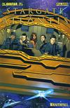 Cover Thumbnail for Stargate Atlantis: Wraithfall (2005 series) #3