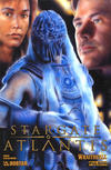 Cover Thumbnail for Stargate Atlantis: Wraithfall (2005 series) #Preview [Painted]