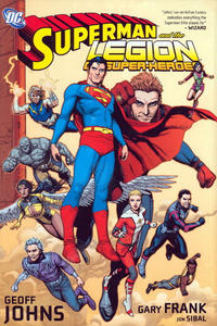 Cover Thumbnail for Superman and the Legion of Super-Heroes (DC, 2008 series)