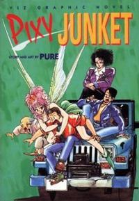 Cover Thumbnail for Pixy Junket (Viz, 1998 series)