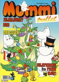 Cover Thumbnail for Mummitrollet julealbum (Semic, 1993 series) #1993