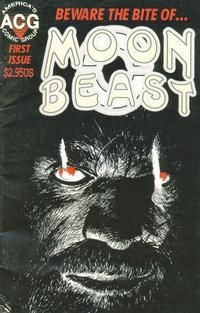 Cover Thumbnail for Moon Beast (Avalon Communications, 1998 series) #1