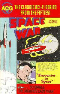 Cover Thumbnail for Space War Classics (Avalon Communications, 1998 series) #2