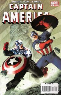 Cover Thumbnail for Captain America (Marvel, 2005 series) #40