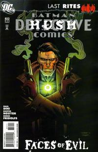 Cover Thumbnail for Detective Comics (DC, 1937 series) #852