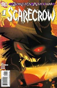 Cover Thumbnail for Joker's Asylum: Scarecrow (DC, 2008 series) #1