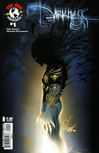 Cover Thumbnail for The Darkness (Image, 2007 series) #1 [Cover A by Marc Silvestri]