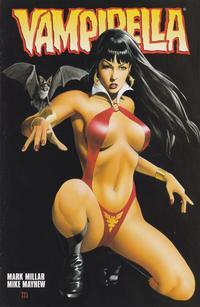Cover Thumbnail for Vampirella (Harris Comics, 2001 series) #3 [Mike Mayhew Cover]