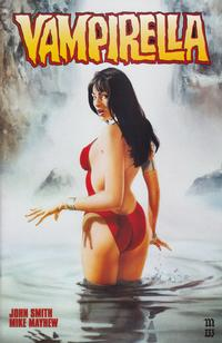 Cover Thumbnail for Vampirella (Harris Comics, 2001 series) #4 [Mike Mayhew Cover]