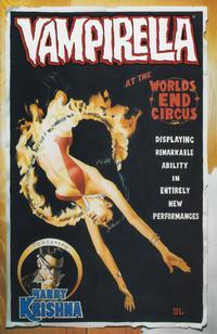 Cover Thumbnail for Vampirella (Harris Comics, 2001 series) #7