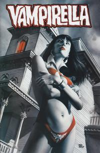 Cover Thumbnail for Vampirella (Harris Comics, 2001 series) #8 [Mike Mayhew Cover]