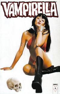 Cover Thumbnail for Vampirella (Harris Comics, 2001 series) #11 [Mike Mayhew Cover]