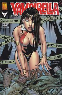 Cover Thumbnail for Vampirella (Harris Comics, 2001 series) #15 [Amanda Conner & Jimmy Palmiotti Cover]