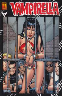 Cover Thumbnail for Vampirella (Harris Comics, 2001 series) #16 [Amanda Conner and Jimmy Palmiotti Cover]