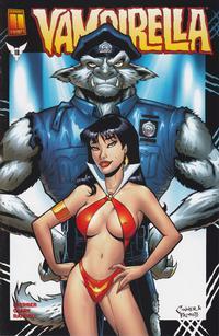 Cover Thumbnail for Vampirella (Harris Comics, 2001 series) #18 [Amanda Conner and Jimmy Palmiotti Cover]