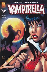 Cover Thumbnail for Vampirella (Harris Comics, 2001 series) #22 [Amanda Conner & Jimmy Palmiotti Cover]