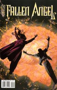 Cover Thumbnail for Fallen Angel (IDW, 2005 series) #30 [Cover A]