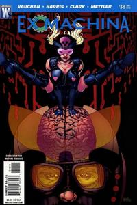 Cover Thumbnail for Ex Machina (DC, 2004 series) #38