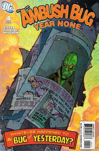 Cover Thumbnail for Ambush Bug: Year None (DC, 2008 series) #4