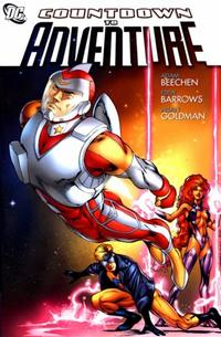Cover Thumbnail for Countdown to Adventure (DC, 2008 series)