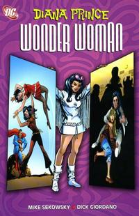 Cover Thumbnail for Diana Prince: Wonder Woman (DC, 2008 series) #2