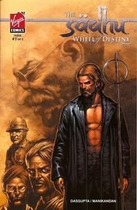 Cover Thumbnail for Sadhu Wheel of Destiny (Virgin, 2008 series) #1
