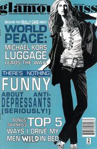 Cover for glamourpuss (Aardvark-Vanaheim, 2008 series) #2
