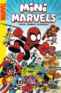 Cover Thumbnail for Mini Marvels: Rock, Paper, Scissors (Marvel, 2008 series)