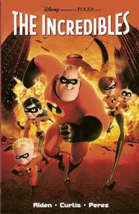 Cover Thumbnail for The Incredibles (Dark Horse, 2005 series)