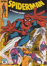 Cover Thumbnail for Spiderman (Planeta DeAgostini, 1983 series) #1