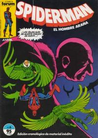 Cover Thumbnail for Spiderman (Planeta DeAgostini, 1983 series) #6