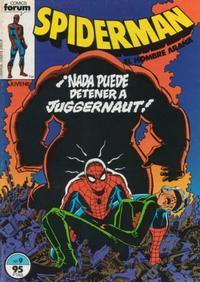 Cover Thumbnail for Spiderman (Planeta DeAgostini, 1983 series) #9